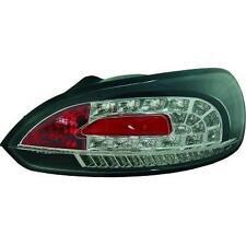 Paar scheinwerfer rücklichter TUNING VW SCIROCCO 08- LED schwarze