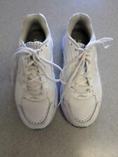 "Saucony ""Omni Walker"" White Leather Walking Shoes Women's 9 (eur 40.5)"