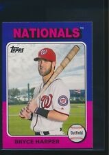 2016 Topps Mini Topps Online Exclusive 1975 Design #BC-5 Bryce Harper Nationals