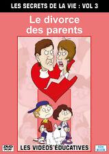 DVD Les secrets de la vie Vol 3 : Le divorce des parents