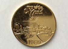 1989 SilverTowne Joy to the World EGP Silver Art Medal A3127
