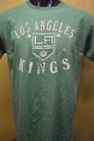 Old Time Hockey Green NHL Mens Los Angeles Kings Hockey Shirt NWT $24 S,L,XL,2XL