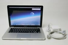 "2011 Apple Macbook Pro 13"" i5 2.3GHz 120GB SSD 4GB RAM High Sierra"