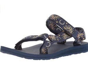 Teva Women's W Original Universal Sport Sandal Insignia Blue, 10 M 1003987 SAMIB