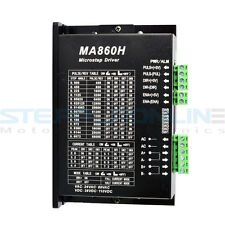 MA860H Stepping Motor 2.4-7.2A Max 80VAC or 110VDC Stepper Motor Drivers OSM