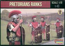 Strelets Models 1/72 ROMAN PRAETORIAN RANKS Figure Set