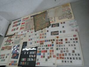 Nystamps British GB old stamp collection SCV $3000