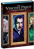 Vincent Price Collection: Vol 2 - 4 DISC SET (2014, Blu-ray New)