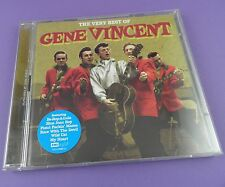Gene Vincent - The Very Best Of , 40 Track 2CD Set 2005