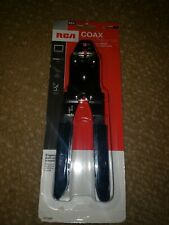 Rca Coax Cable Crimping Tool Vh148R