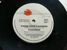 S-EXPRESS-THEME FROM S-EXPRESS.7'' SINGLE