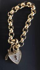 20 - 21.49cm Length Gold Fine Bracelets