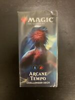 Challenger Deck 2019 Arcane Tempo Magic the Gathering Blue/Red (SEALED)