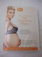 Tracy Anderson: The Pregnancy Project DVD