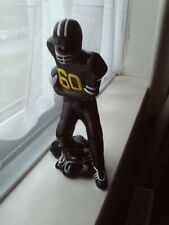 Ceramic American Football Player Vintage/Retro 1980s Hand Painted NFL Unusual