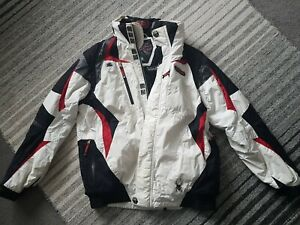 Mens spyder ski jacket XL