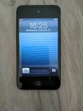 Apple iPod Touch 4th Generation 16Gb - Black - A1367 Me178Ll/A - Great Condition