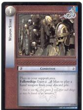 Lord Of The Rings CCG Card TTT 4.R294 Weapon Store