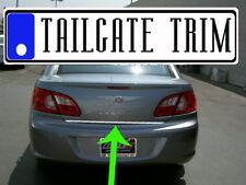 Chrysler SEBRING/200 2007 08 09 2010 11-14 Chrome Tailgate Trunk Trim Molding