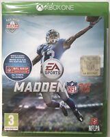 Madden NFL 16 - Jeu Xbox One - Neuf sous blister - Version française