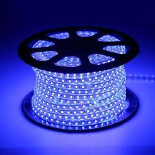 Blue 5M Flexible Led Strip 3528 SMD 12V DC 300 Leds Leds String Light lamp