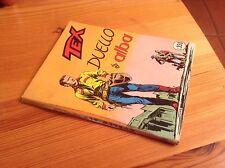 """TEX n.59 """"DUELLO ALL' ALBA"""" PREZZATO IN LIRE 350  - GENNAIO 1969 -"""