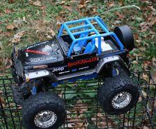 New Bright Rock Crawler 1/10 Jeep Wrangler Rubicon Body Scale SCX10