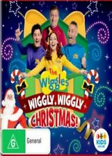 THE WIGGLES: Wiggly, Wiggly, CHRISTMAS DVD MUSIC SONGS XMAS BRAND NEW RELEASE R4
