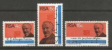 África del Sur. 1975. himno Nacional Set. SG: 335/37. como Nuevo Nunca con Bisagras.