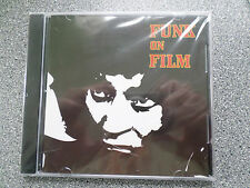 FUNK ON FILM - VARIOUS ARTISTS  - CD - ALBUM - (NEW SEALED)