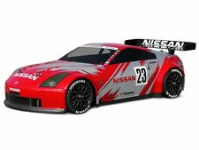 HPI RACING WR8 FLUX KEN BLOCK FIESTA  7385 NISSAN 350Z NISMO GT RACE BODY 190MM