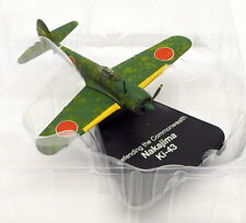 Atlas Editions 1/72 Scale Diecast Model Aeroplane 4 909 429 - Nakajuma Ki-43