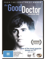 The Good Doctor : Season 1 DVD : NEW