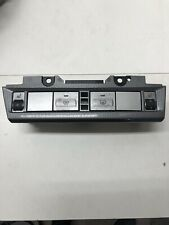 FORD FOCUS MK2 SWITCHES CARBON FIBER 2005-2012 PLATE