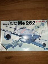 Revell 1/32 WW2 German Me262 B-1a/U1 Night Fighter Kit