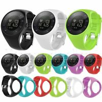 Sport Silicone Replacement Band Wristband Bracelet For Polar M200 GPS Watch