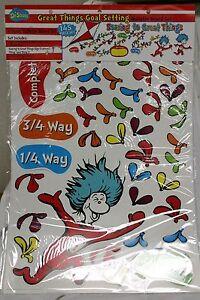 Eureka Dr. Seuss Soaring to Great Things Bulletin Board Set-EU847015