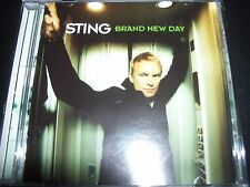 Sting (The Police) Brand New Day (Australia) CD – Like New