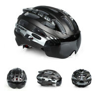 INBIKE Bike Ultralight Helmet Mountain Road Bicycle MTB Helmet Safe MX-3 L C9W7