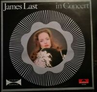 JAMES LAST IN CONCERT *ANNO 1969-DISCO VINILE 33 GIRI* N.110