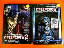 CREEPSHOW / CREEPSHOW 2 - Stephen King - English, español - Precintada
