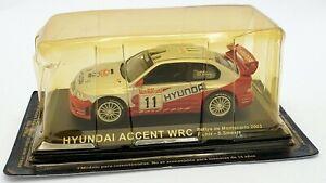 EBOND Hyundai Accent WRC - Rallye de Montecarlo 2003 - Scala 1:43 0051.
