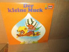 DER KLEINE MUCK - WILHELM HAUFF rare German Vinyl Lp (Europa VG+