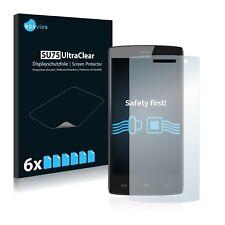 6x Film Protection écran pour Doogee Homtom HT7 Pro Protecteur