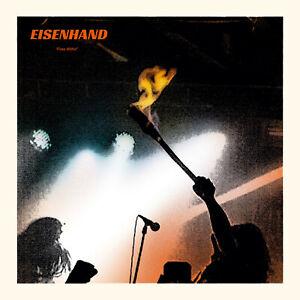 Eisenhand - Fires Within CD Austrian Heavy Metal Manilla Road Gotham City