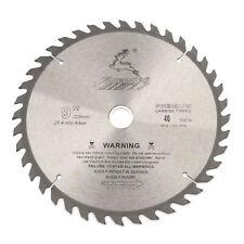 """9"""" Inch Wood Cutting 40Teeth Saw Blade Circular Saw Blade High Quality"""