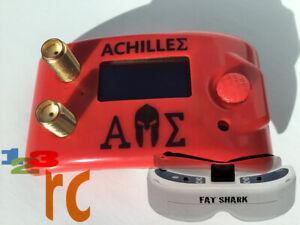 Achilles (Furious FPV) Diversity 5.8Ghz Module Receiver for Fat Shark Dominator