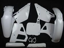 Yamaha YZ125 1991 UFO Plastic kit K3 White Colour EVO Motocross