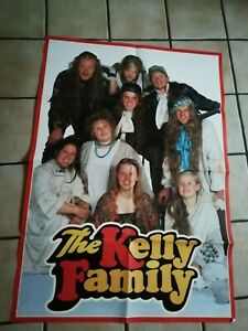 Kelly Family Poster