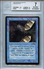 MTG Arabian Nights Dandan  BGS 7 NM Magic card 9948
